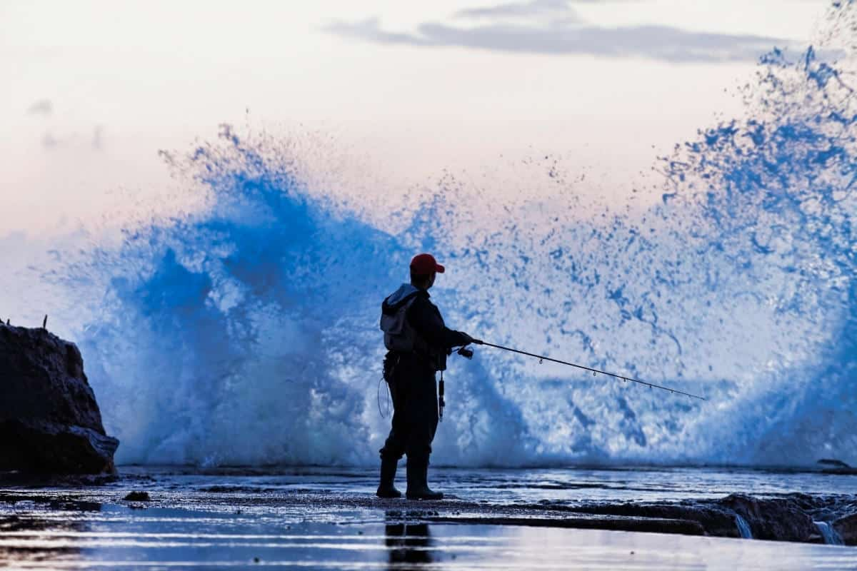 How Is Surf Fishing After A Hurricane?
