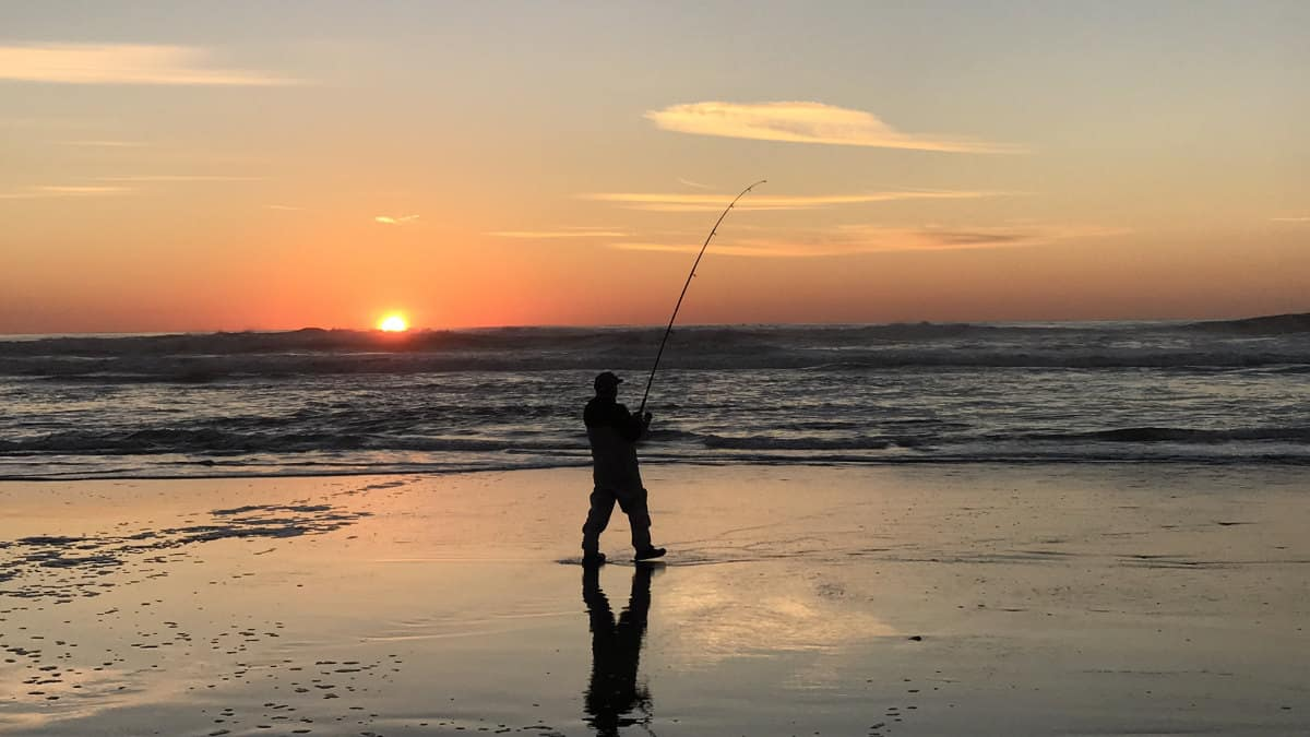 Is Surf Fishing Good At Night?