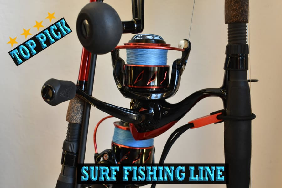 BRAIDED LINE FOR SURF FISHING