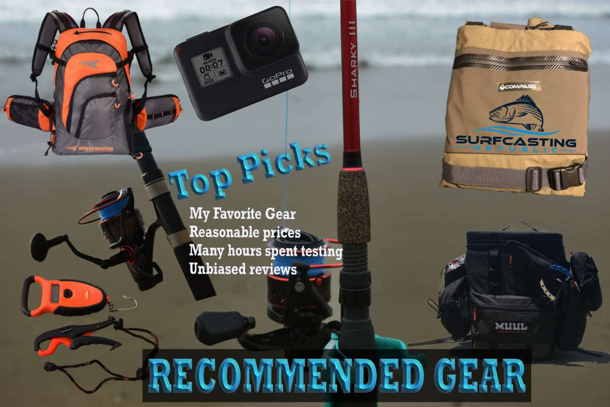 RECOMMENDED GEARS