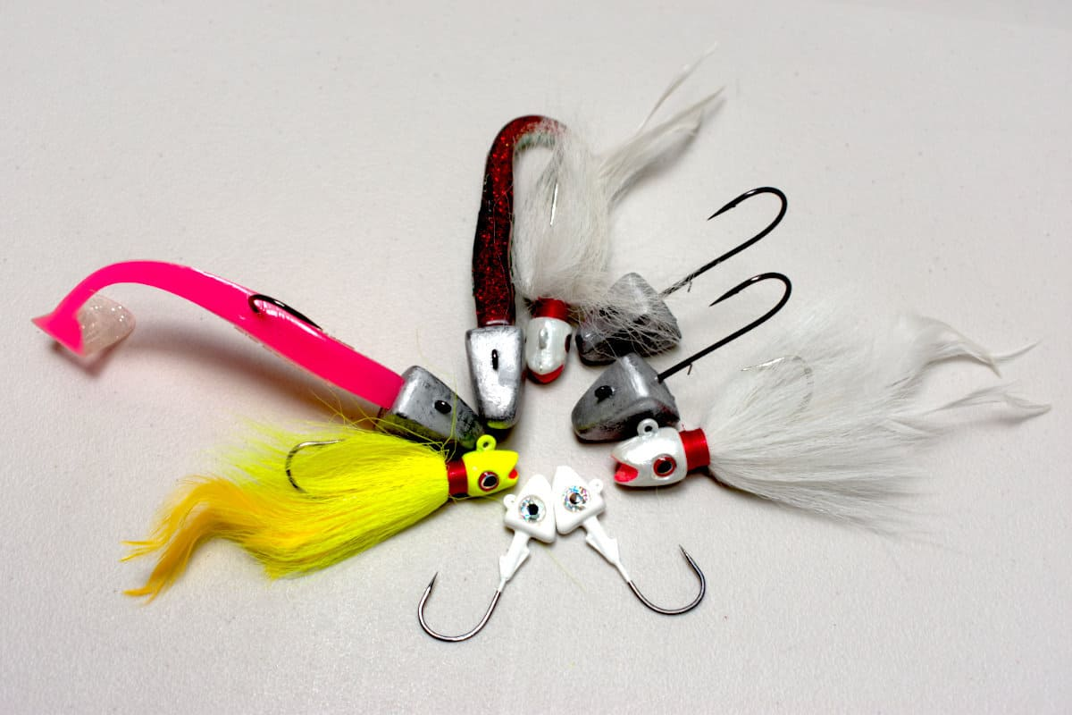 What Baits Can You Use for Jig Head Surf Fishing?