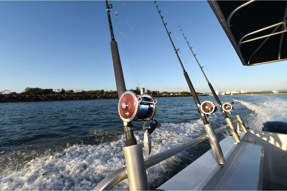 Trolling Rods For Surf Fishing