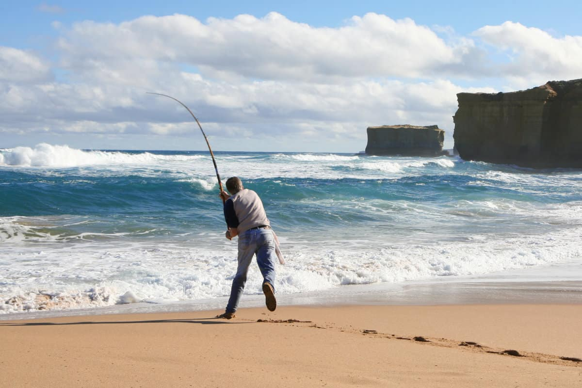How To Cast Further Surf Fishing