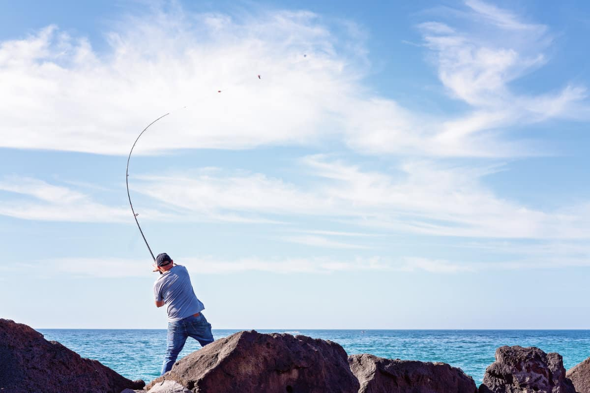HOW TO CAST FURTHER SURF WHEN SURF FISHING