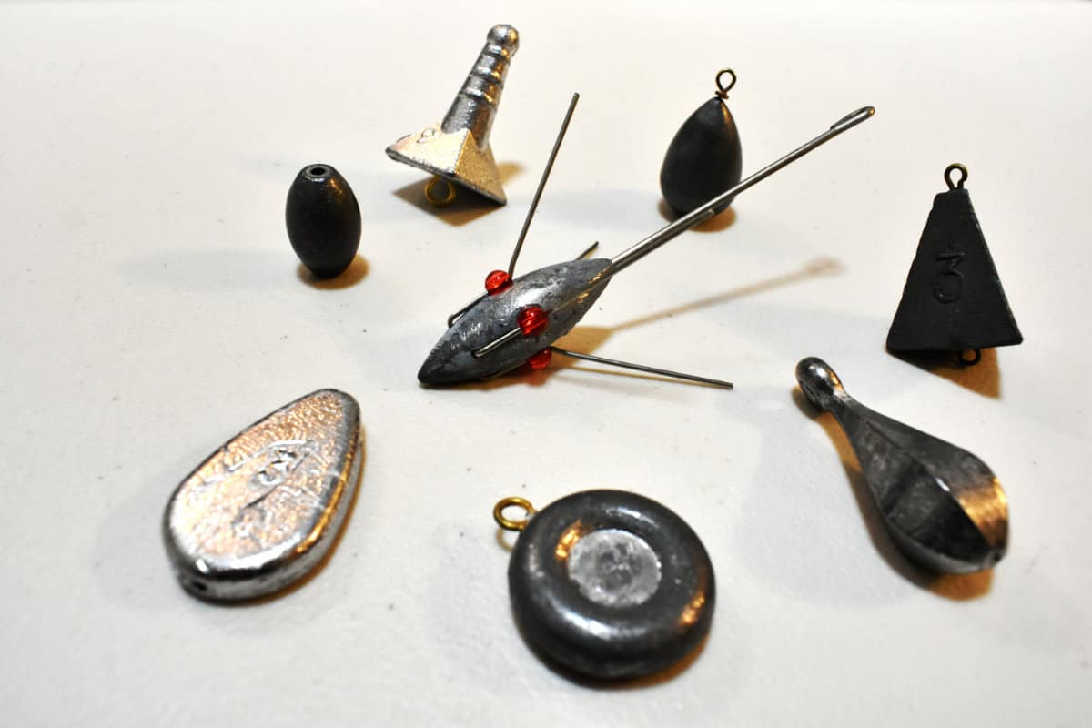 What Kind and Size of Sinker for Surf Fishing?