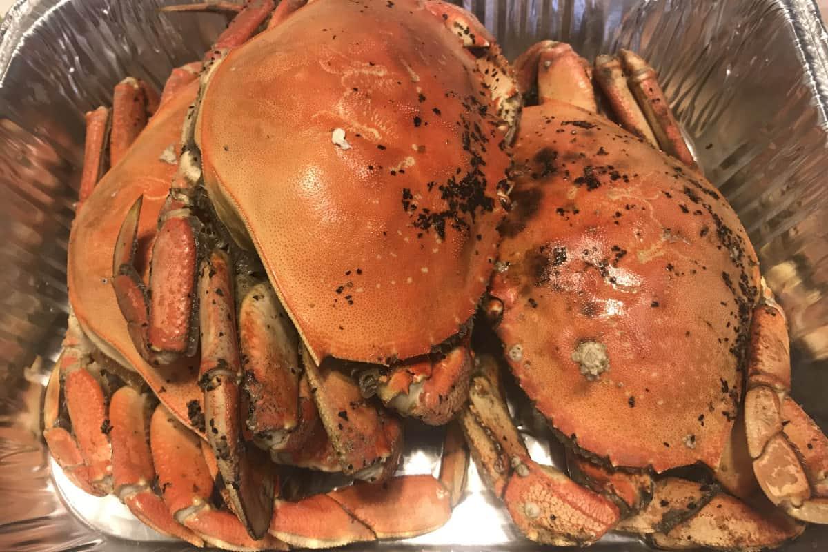 Crabs Cook