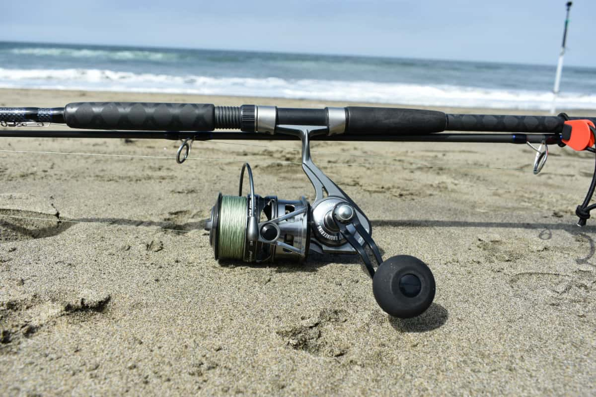 What Is The Best Size Reel For Surf Fishing?